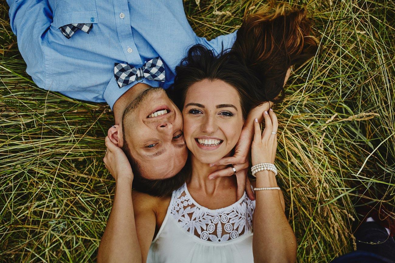 emocjonalny film ślubny