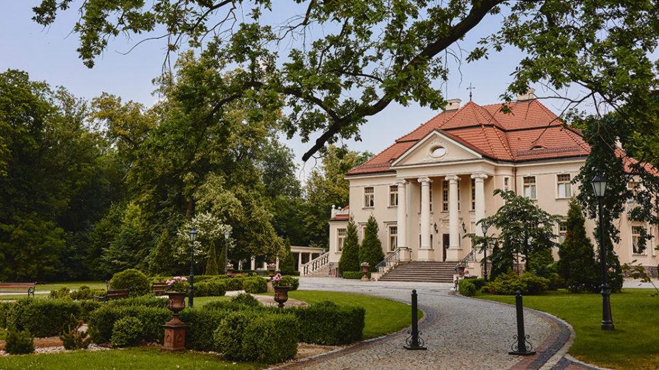 Pałac Tłokinia | Reportaż ślubny