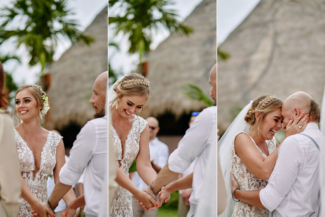 ślub na plaży w tajlandii