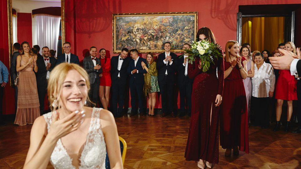 wesele na zamku w krasiczynie