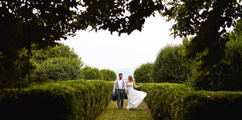 Janiowe Wzgórze - Ewelina i Mateusz reportaż ślubny