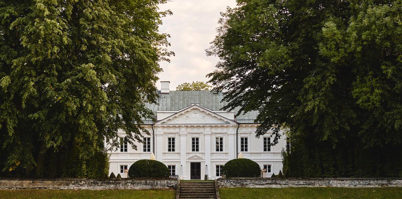 Pałac Mała Wieś | Fotograf ślubny Warszawa