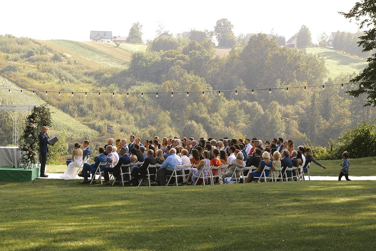 wesele w dworze sieraków