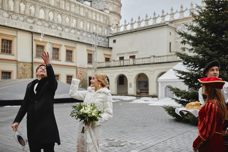 Wesele na Zamku w Krasiczynie | Justyna & Łukasz