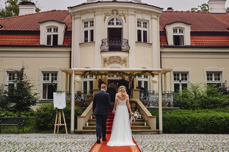 Pałac Zdunowo Wesele | Magda i Marek | zakochani, zaczarowani